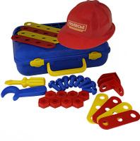 Купить Полесье Игровой набор Механик-2 43184, Сюжетно-ролевые игрушки