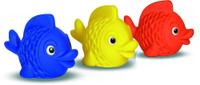 Купить Весна Набор игрушек для ванной Рыбки 3 шт, Первые игрушки