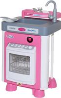 Купить Полесье Игровой набор Carmen №1 с посудомоечной машиной 47922, Сюжетно-ролевые игрушки