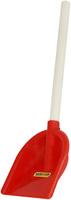 Купить Полесье Лопата №15 цвет красный, Игрушки для песочницы