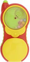 Купить Ути-Пути Погремушка Телефон цвет красный, Первые игрушки