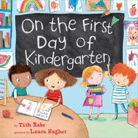 Купить On the First Day of Kindergarten, Зарубежная литература для детей