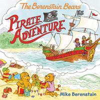 Купить The Berenstain Bears Pirate Adventure, Зарубежная литература для детей
