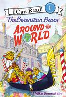 Купить The Berenstain Bears Around the World, Зарубежная литература для детей