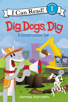 Купить Dig, Dogs, Зарубежная литература для детей