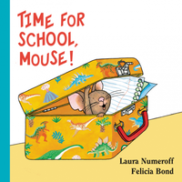 Купить Time for School, Mouse! Lap Edition, Зарубежная литература для детей