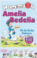 Купить Amelia Bedelia I Can Read Box Set #1, Зарубежная литература для детей