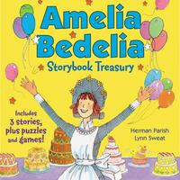 Купить Amelia Bedelia Storybook Treasury #2 (Classic), Зарубежная литература для детей