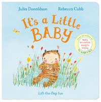 Купить It's a Little Baby, Зарубежная литература для детей