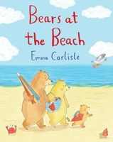 Купить Bears at the Beach, Зарубежная литература для детей