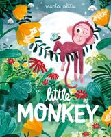 Купить Little Monkey, Зарубежная литература для детей