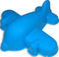 Купить Полесье Игрушка для песочницы Формочка Самолёт, Игрушки для песочницы