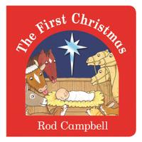 Купить The First Christmas, Первые книжки малышей