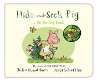 Купить Tales from Acorn Wood: Hide-and-Seek Pig, Первые книжки малышей