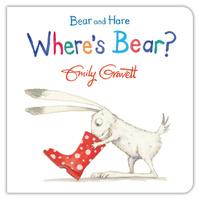 Купить Bear and Hare: Where's Bear?, Повести и рассказы о животных