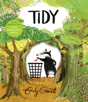 Купить Tidy, Зарубежная литература для детей