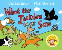 Купить What the Jackdaw Saw, Зарубежная литература для детей