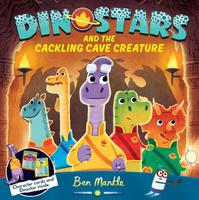 Купить Dinostars and the Cackling Cave Creature, Приключения и путешествия