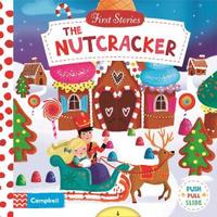 Купить First Stories: The Nutcracker, Первые книжки малышей