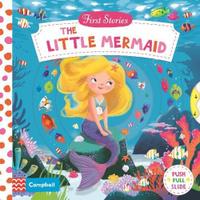 Купить The Little Mermaid, Первые книжки малышей