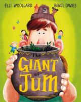 Купить The Giant of Jum, Зарубежная поэзия