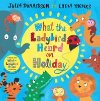 Купить What the Ladybird Heard on Holiday, Зарубежная литература для детей
