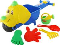 Купить Полесье Набор игрушек для песочницы №341, Игрушки для песочницы