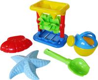 Купить Полесье Набор игрушек для песочницы №343, Игрушки для песочницы