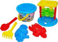 Купить Полесье Набор игрушек для песочницы №348, Игрушки для песочницы