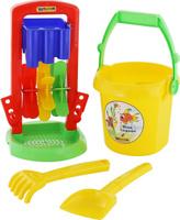 Купить Полесье Набор игрушек для песочницы №391, Игрушки для песочницы