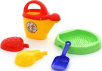 Купить Полесье Набор игрушек для песочницы №403, Игрушки для песочницы
