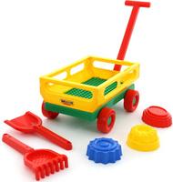 Купить Полесье Набор игрушек для песочницы №481, Игрушки для песочницы
