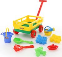 Купить Полесье Набор игрушек для песочницы №488, Игрушки для песочницы