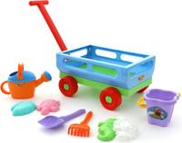 Купить Полесье Набор игрушек для песочницы №490, Игрушки для песочницы