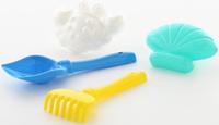Купить Полесье Набор игрушек для песочницы №560, Игрушки для песочницы