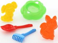 Купить Полесье Набор игрушек для песочницы №88, Игрушки для песочницы