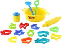 Купить Полесье Набор игрушечной посуды для выпечки №2, Сюжетно-ролевые игрушки