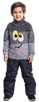 Купить Брюки утепленные для мальчика PlayToday, цвет: темно-синий. 371006. Размер 98, Одежда для мальчиков