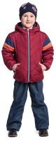 Купить Брюки утепленные для мальчика PlayToday, цвет: синий. 371055. Размер 98, Одежда для мальчиков