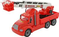 Купить Полесье Пожарный автомобиль Майк 61973, Машинки