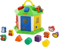 Купить Полесье Сортер Логический домик №2, Развивающие игрушки