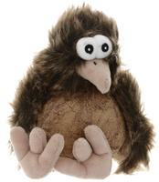 Купить Plush Apple Мягкая игрушка Ворона Каркуша 23 см, Kids First Toys Co., LTD