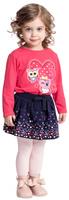 Купить Колготки для девочки PlayToday, цвет: светло-розовый. 378045. Размер 11, Одежда для девочек