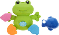 Купить Win Fat Игрушка для ванной Лягушонок, Первые игрушки