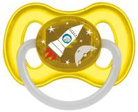 Купить Canpol Babies Пустышка латексная Space от 0 до 6 месяцев, Пустышки