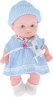 Купить Abtoys Пупс озвученный Мой малыш цвет одежды голубой, Куклы и аксессуары