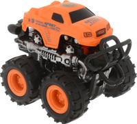 Купить Big Motors Машинка инерционная 4 WD цвет оранжевый №3, Машинки