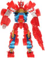 Купить Shantou Gepai Трансформер Робот-машина цвет красный голубой DY2688/1, Фигурки