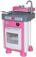 Купить Полесье Игровой набор Carmen №1 с посудомоечной машиной 57891, Сюжетно-ролевые игрушки
