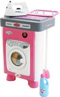 Купить Полесье Игровой набор Carmen №2 со стиральной машиной 57907, Сюжетно-ролевые игрушки